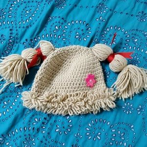 Other - Hand made hat for toddler